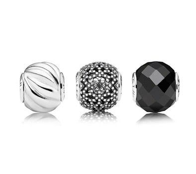 PANDORA ESSENCE STRENGTH, WELLNESS & HEALTH Charm Set at John Greed Jewellery