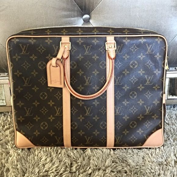 Louis Vuitton briefcase Brand new authentic with certificate Louis Vuitton Bags Laptop Bags