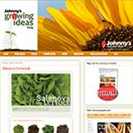 Johnny Seeds online free gardening library - Blog