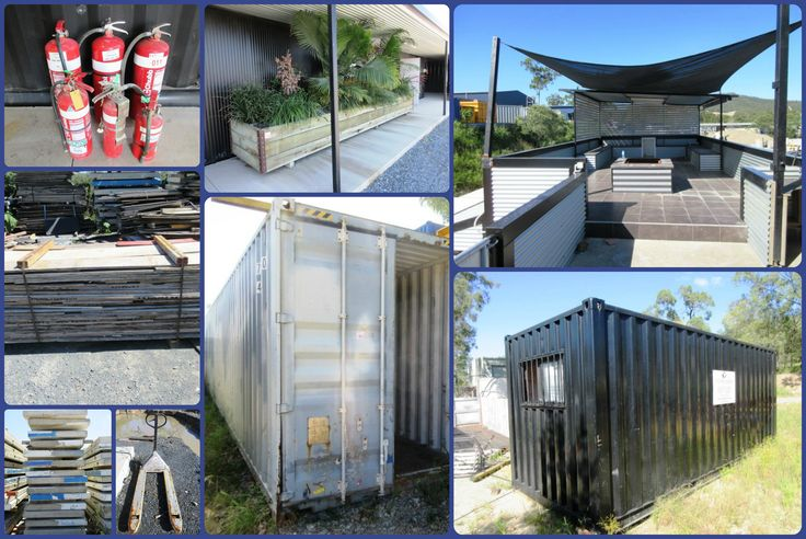 Full contents due to business closure! Complete Containerised offices with Rooftop entertaining area PLUS SO MUCH MORE!