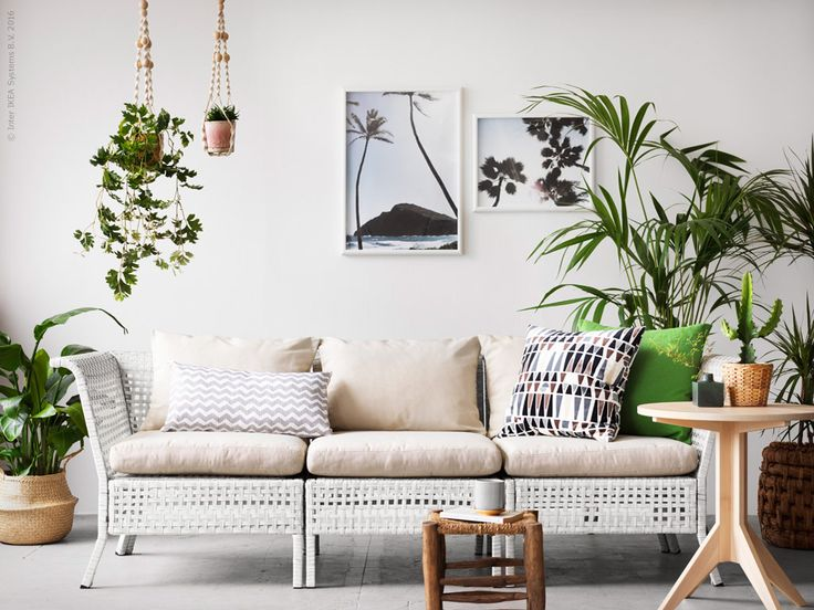 917 best images about ikea plants on pinterest inredning - Ikea sofa exterior ...