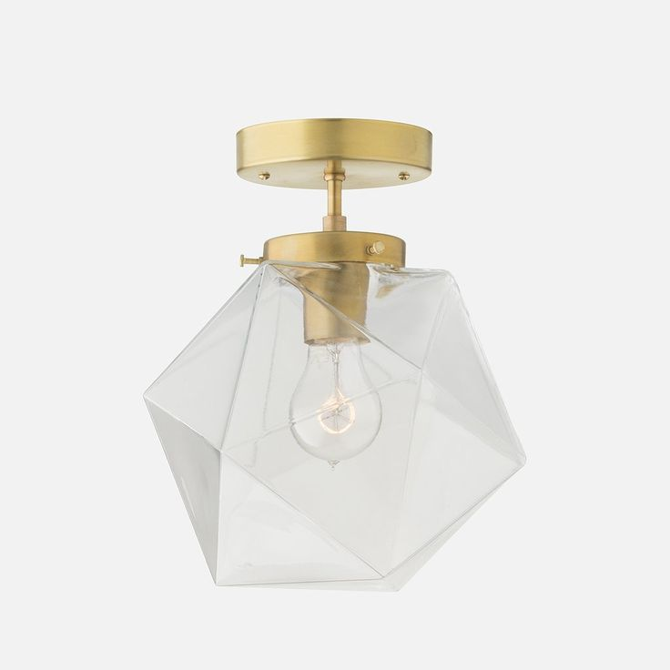 Fuller - Clear Glass