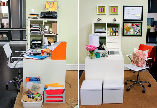 17 best images about home organization on pinterest ikea - How to organize your desk at home for school ...