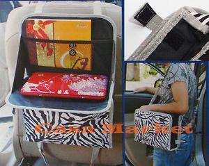 BOLSA NEVERA TABLA 24*32cm ORGANIZADOR PARA ATRAS DEL ASIENTO DE COCHE DOBLE USO | eBay