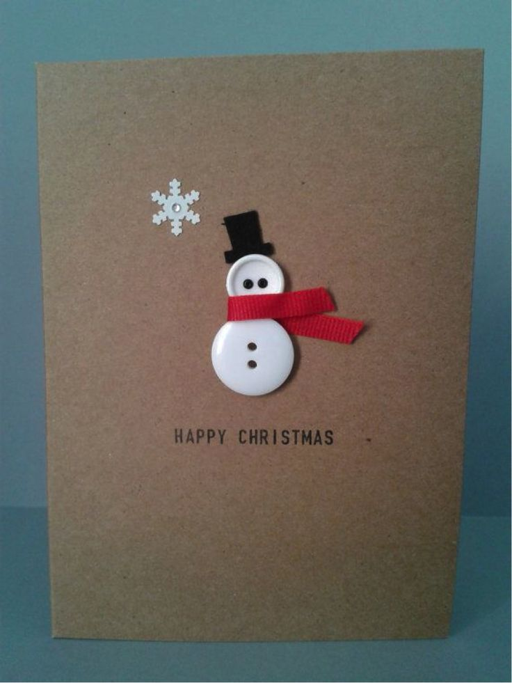 Fabulous ideas for making your own Christmas cards this year. #DIY #handmade #Christmas #greetingcards