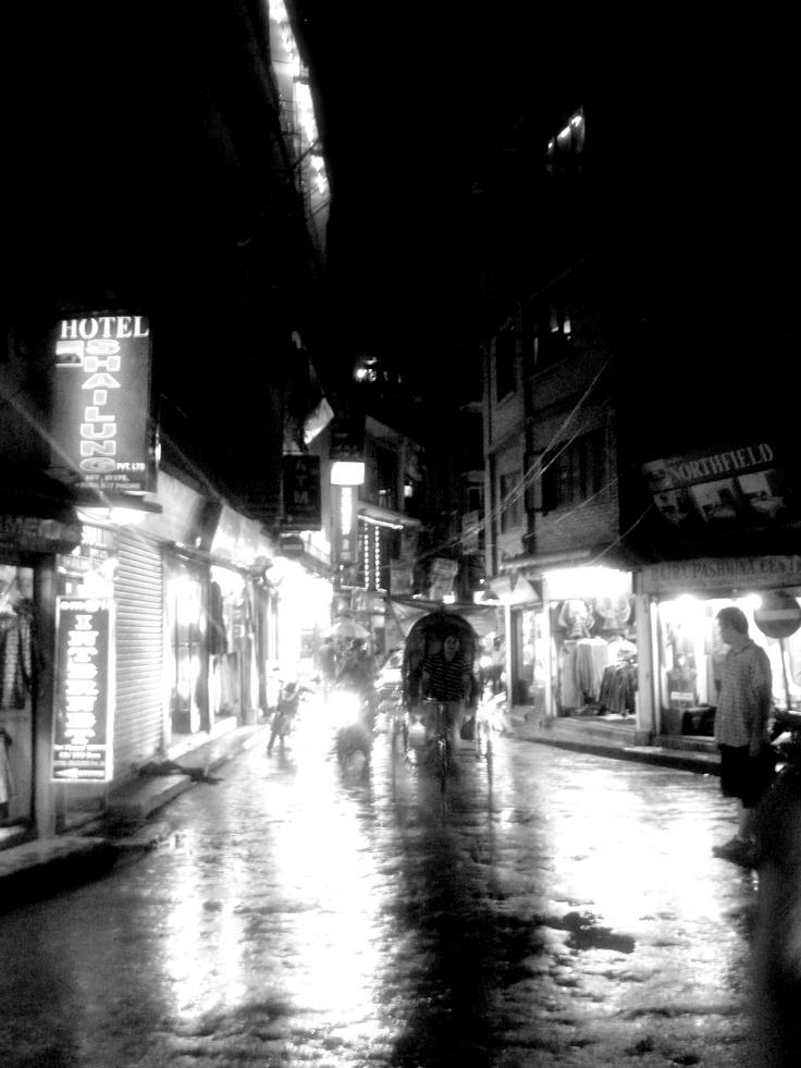 night life in thamel