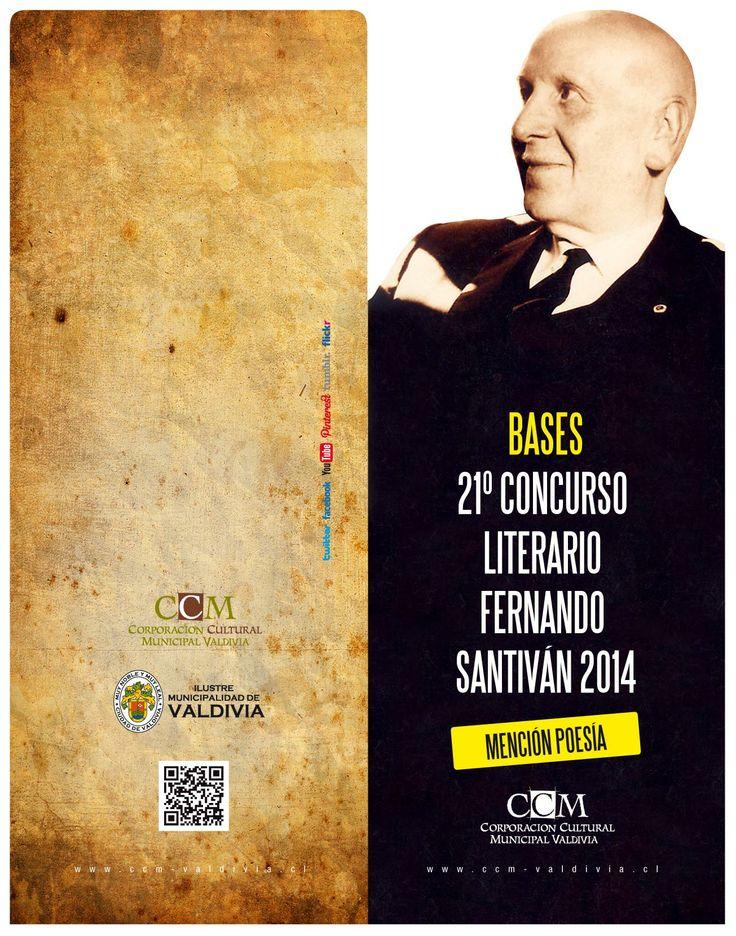 Bases Concurso Fernando Santiván 2014