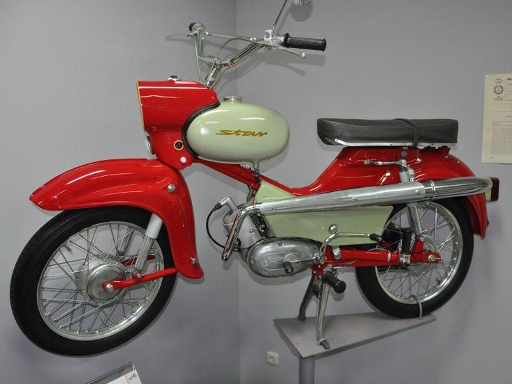 Prototyp Star Enduro > Auch für die sehr beliebte Star-Baureihe gab es Überlegungen zu einer Enduroversion.