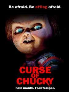 Curse of Chucky 2013 Hollywood  Latest Horror Movie.Cast Danielle Bisutti, Brad Dourif, Alex Vincent