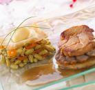 Recettes de filets de canette au foie gras - Les recettes les mieux notées