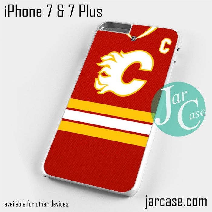 calgary flames Phone case for iPhone 7 and 7 Plus