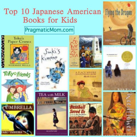 Best Ownvoices Japanese American Books For Kids Teens Word