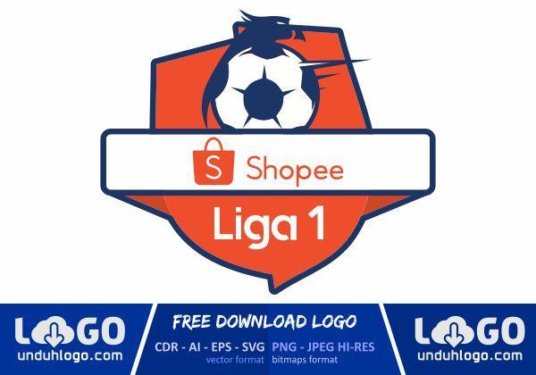 logo shopee liga 1 2019 logos vector logo design vector logo logo shopee liga 1 2019 logos vector