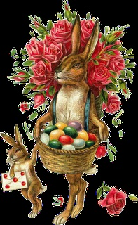 Love this bunny - Easter