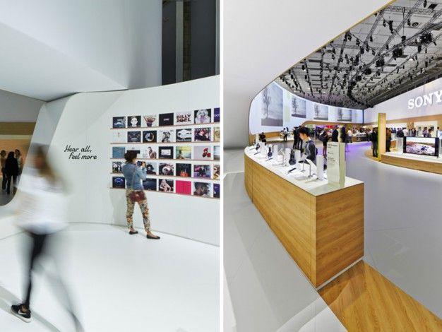 Design Exhibitions 2014 119 best schmidhuber exhibition design messestände brands 展览设计