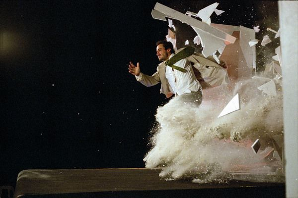 Fuerza Bruta - would love to see this