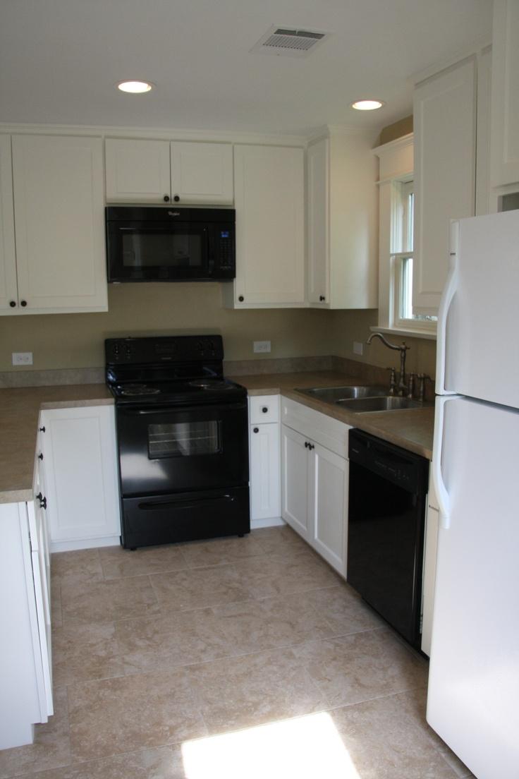 Apartment: Garage Apartment Kitchen