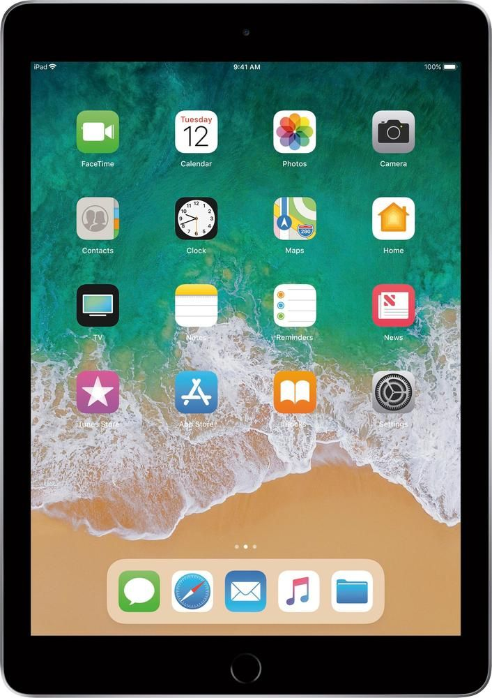 Popular on Best Buy : Apple - iPad (Latest Model) with WiFi - 32GB - Space Gray