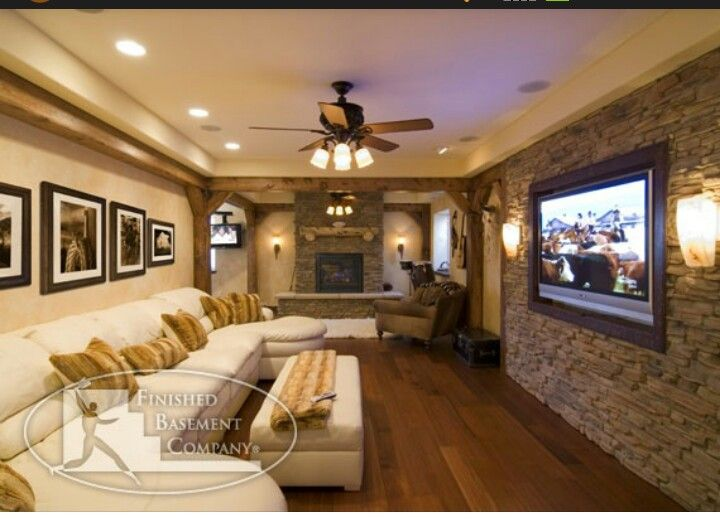 79 best Basement Family Rooms images on Pinterest | Architecture, Decoration  and Furniture