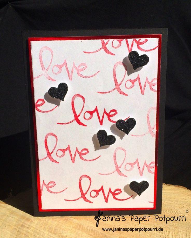 340 best Stampin\u0027 Up! Valentines images on Pinterest Valentines - valentines cards words