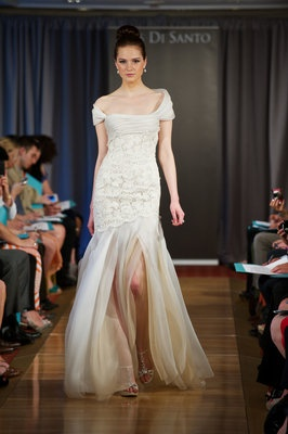Ines di Santo Fall 2012 Bridal Collection / Photo by Kat HarrisWedding Dressses, Bridal Collection, Dresses, Wedding Gowns, Ines Di, Bridal Gowns, Fashion Wedding, Wedding Plans Ideas, The Saint