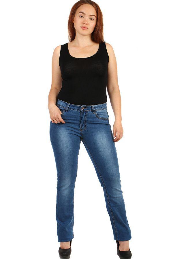 Dámské džíny s šisováním - i pro plnoštíhlé - koupit online na Glara.cz   glara  fashion  džíny  dziny  dámskédžíny  damskedziny  jeans  rifle   dámskéjeans ... 1cf0a50bd4