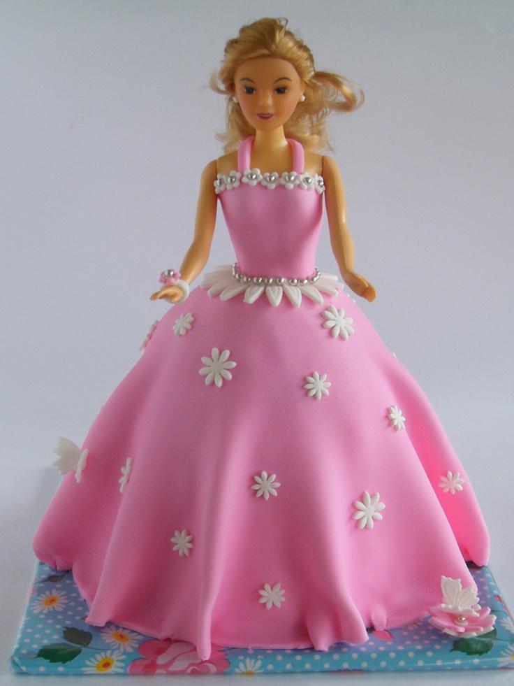 Barbie Cake Design Goldilocks : Top 25+ best Barbie torte ideas on Pinterest Barbie ...