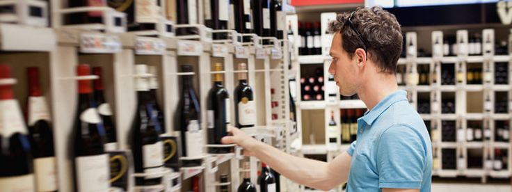 The 7 Mistakes Everyone Makes At A Wine Shop | VinePair #wine #winetasting #wineeducation