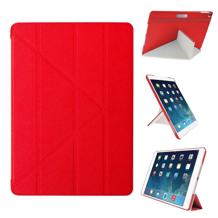 O!coat  fashion case per  iPAD Air 2  Divertimento e produttività a 360 gradi!