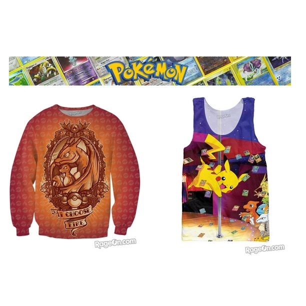 New Pokemon clothing and sales over @ http://www.rageon.com/?rfsn=39887.6e840 Use the code DYNAMITE for 10% off