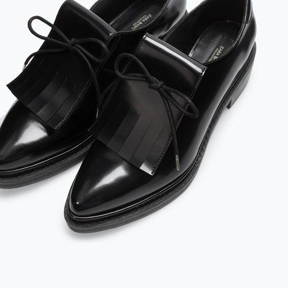 tendance chaussures 2017 2018 chaussures femme zara. Black Bedroom Furniture Sets. Home Design Ideas