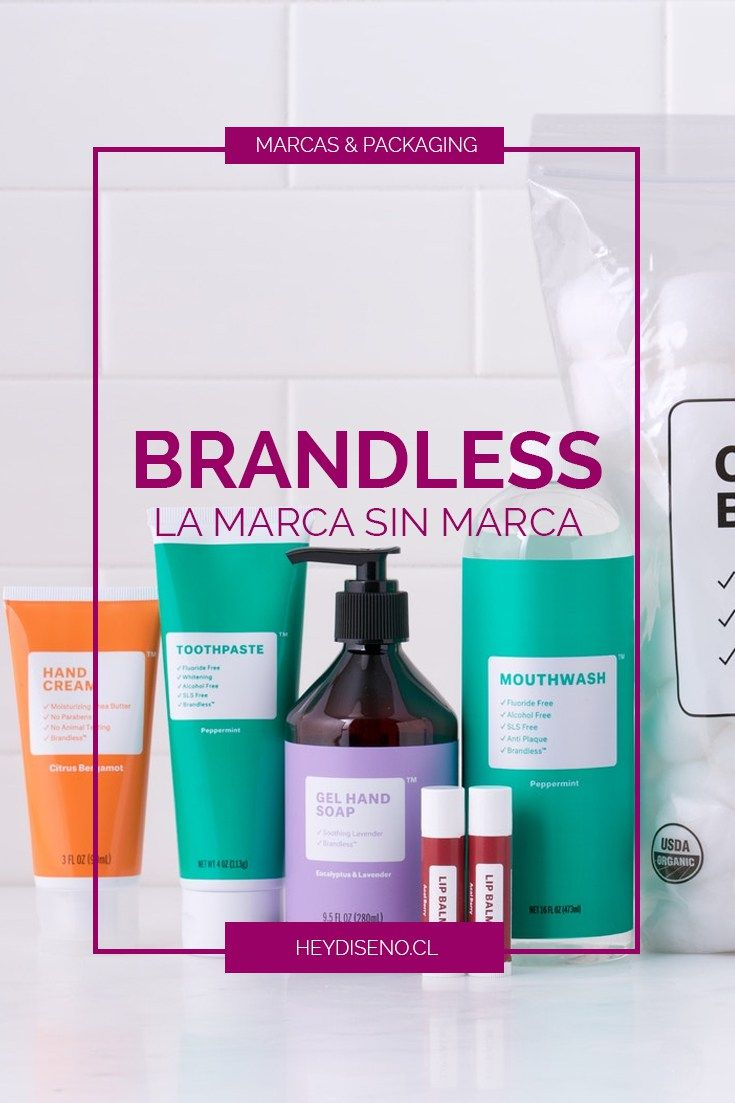 Brandless and their design process #packagingdesign #ux #brandless
