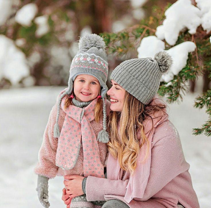 зима мама картинка общем
