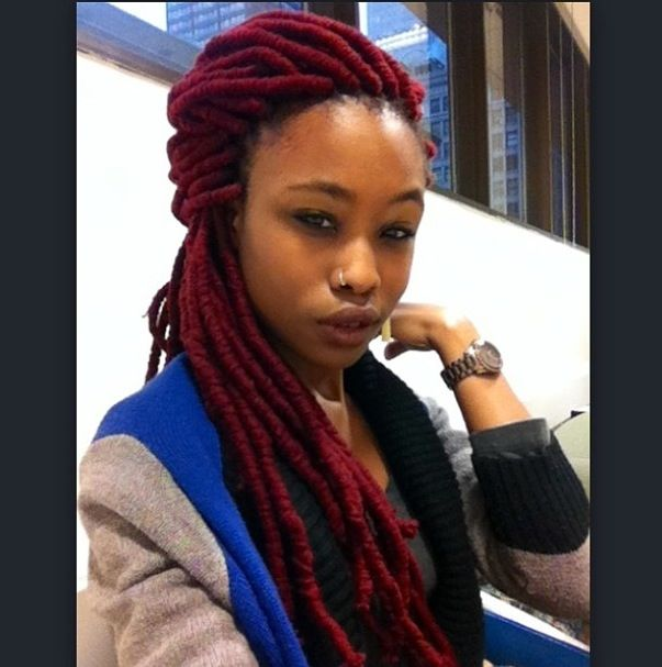 Crochet Yarn Braids Video : To be, Dreads and Colors on Pinterest