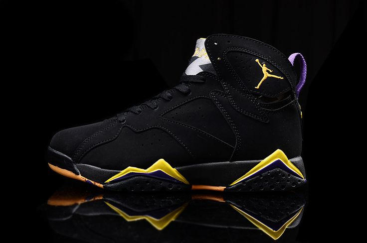 "When Jordan went to compete at the 1992 Barcelona Olympics to play for the US Men's Basketball Team (also known as the ""Dream Team""), Nike released a special Olympic color combo of the Air Jordan VII model which had Jordan's Olympic jersey number, 9 even though most of the jordans that were made, especially the Air Jordan VII had a ""23"" on the back. http://www.cheapjordanmaxshox.com/"