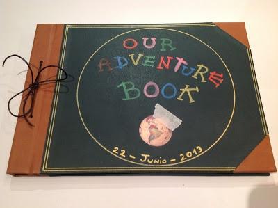 Our Adventure Book Album