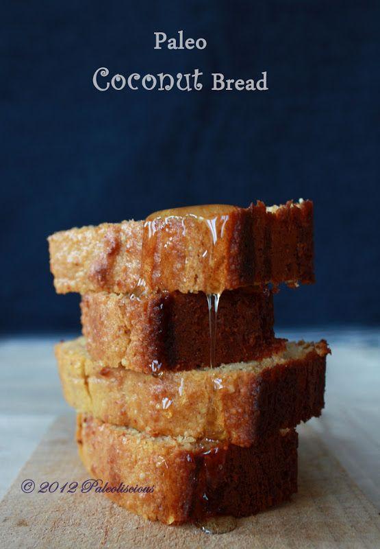 #Paleo Coconut Bread