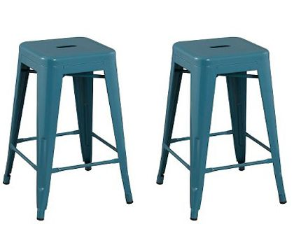 Teal Counter Stools Fabulous Furniture Pinterest