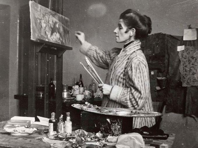 Olga Boznańska (1865 - 1940)