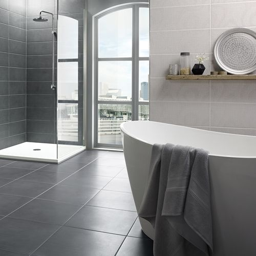 Vitra Dreamlike Antracite Floor Bathroom, Kitchen, Wetroom, Living Room,  Conservatory U0026 Hallway Part 67