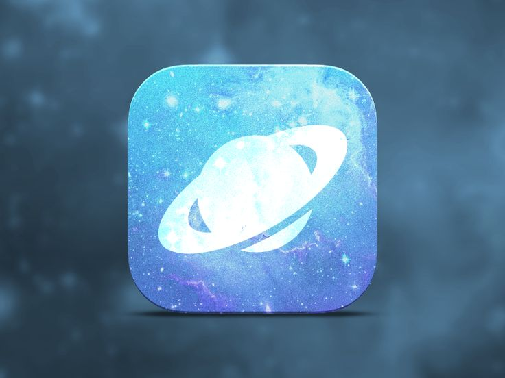 Planet App Icon by Christoph Gromer