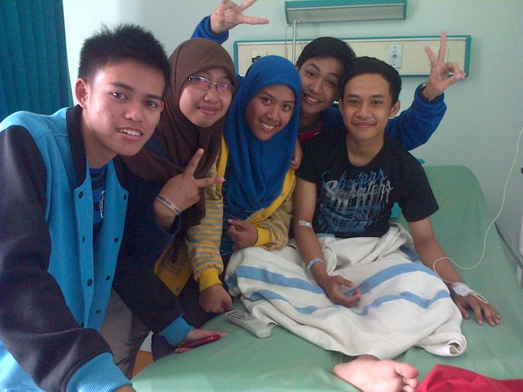 be hug for you all ({}) get well soon :)
