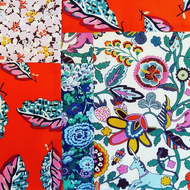 Block #91 ❤ spot the bum! #libertyinthecity #100days100blocks  @gnomeangel  @sweetlittlepretties  @sunflowerquilting . . . . #libertytanalawn #libertyfabric #libertyprint #iloveliberty #libertyoflondon #sewliberty #craft #sew #quilt #patchwork #online #colour #color #lawn #tanalawn #thestrawberrythief