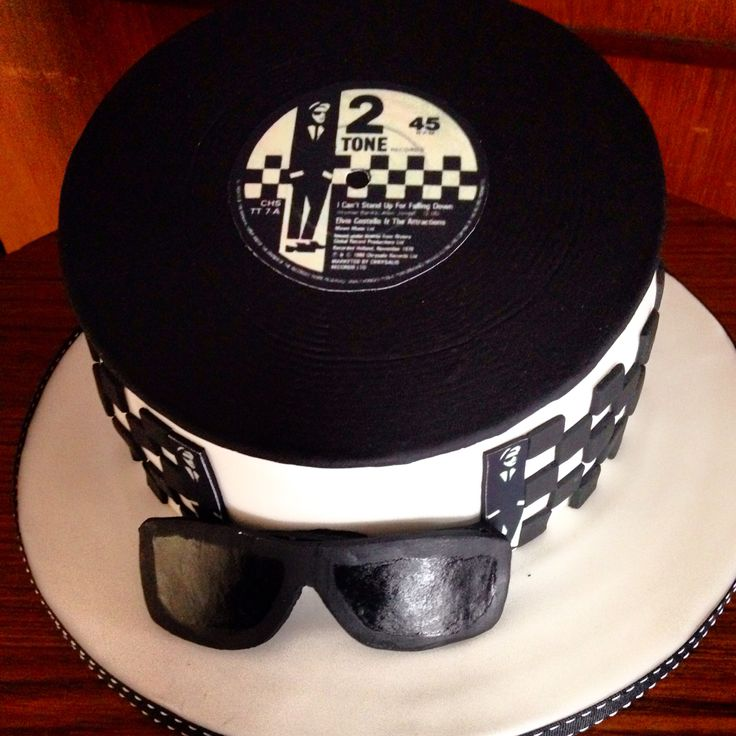 What 39 S Not To Love About A Ska Cake Ska