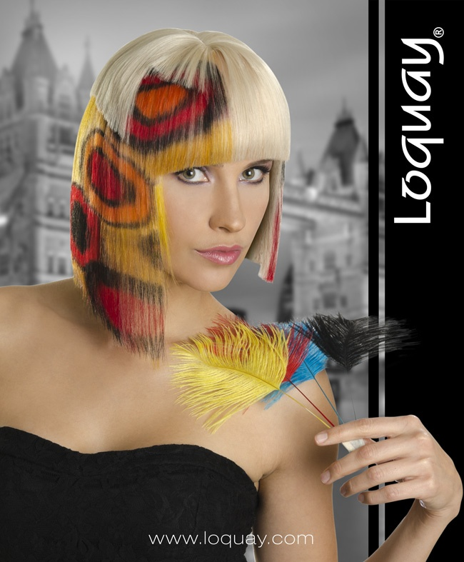 17 best images about loquay on pinterest colors tes and for Disenos de pelo