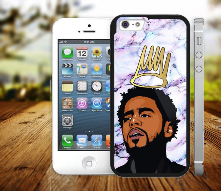 New J Cole Best White Marble Print On hard Case For iPhone 5 5s 6 6plus 7 7plus #UnbrandedGeneric