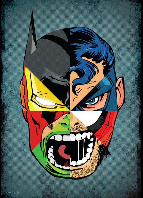 We all need a Hero Created byRany Atlan | HeroChan