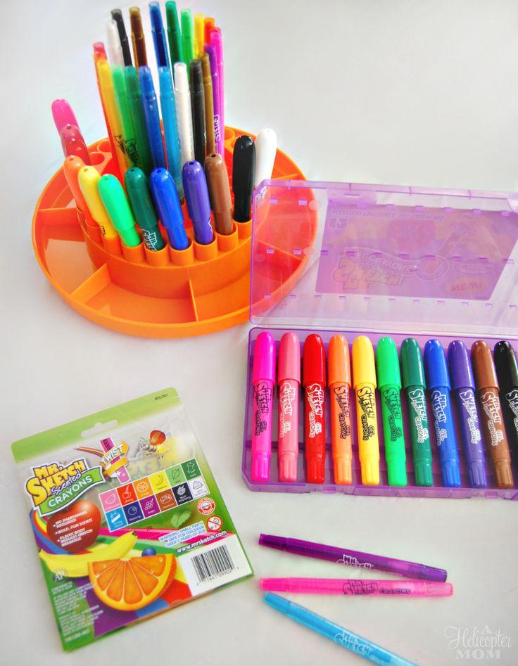 Spring Break Fun for Kids – Mr. Sketch