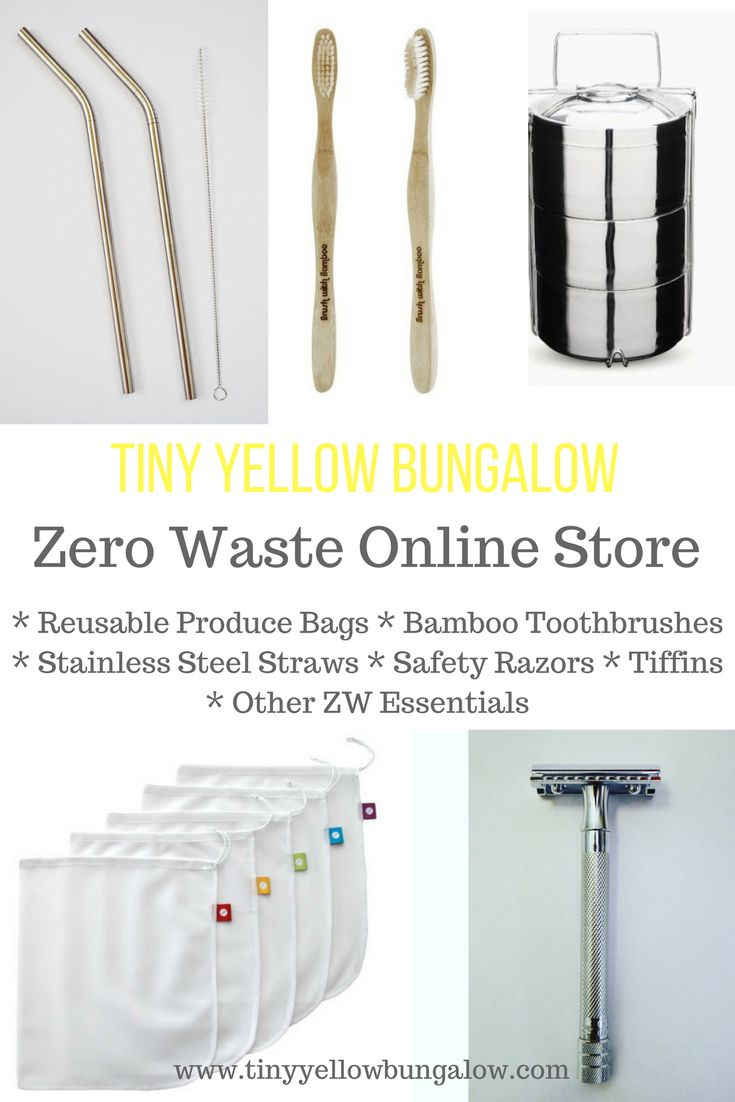 Place to buy Zero waste things. Zero waste