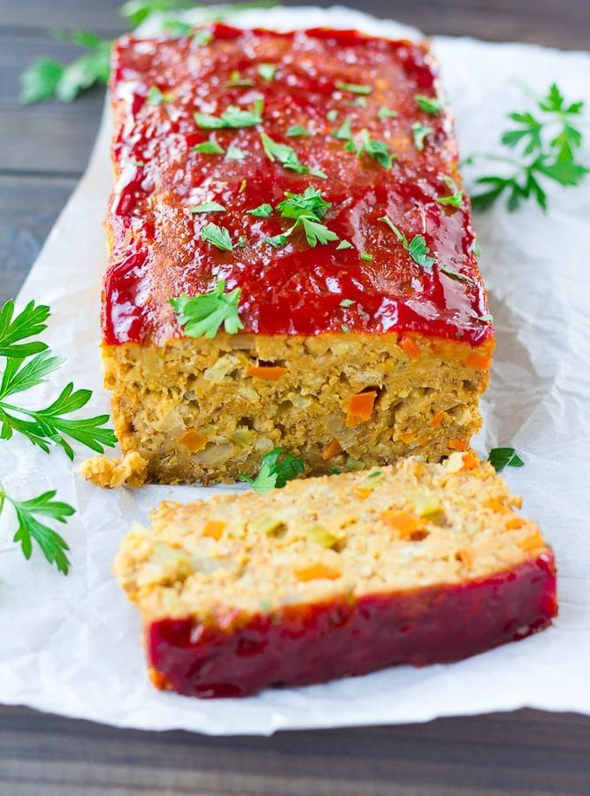 An Easy Recipe For The Best Vegan Meatloaf Made With A Base Of Chickpeas This Meatloaf Isn T Mu Vegan Christmas Dinner Vegan Meatloaf Vegan Meatloaf Recipe